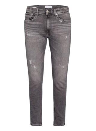 Calvin Klein Jeans Jeans Skinny Jeans Herren, Grau