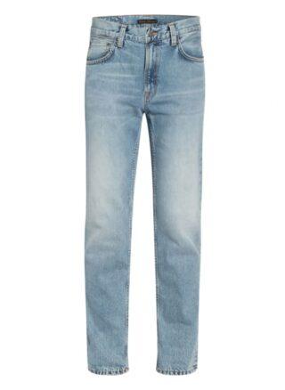 Nudie Jeans Gritty Jackson Regular Fit Jeans Herren, Blau