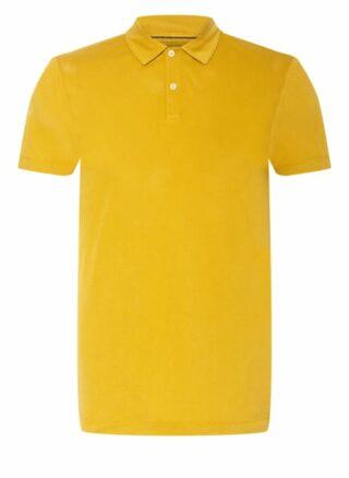 Marc O'Polo Poloshirt Herren, Gold