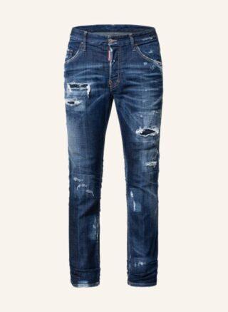 Dsquared2 Jeans 1964 Skater Regular Fit Jeans Herren, Blau