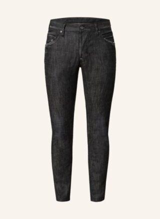 Dsquared2 Skater Clean Regular Fit Jeans Herren, Schwarz