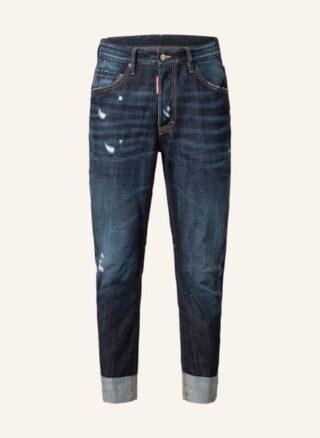 Dsquared2 Sailor Regular Fit Jeans Herren, Blau