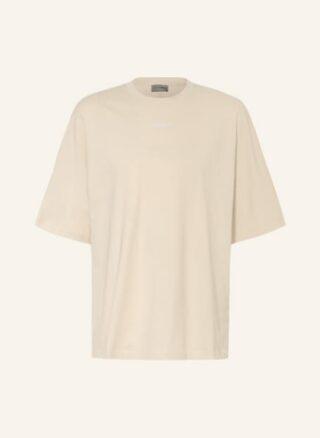 ER ELIAS RUMELIS Erpeety Oversized-Shirt Herren, Beige