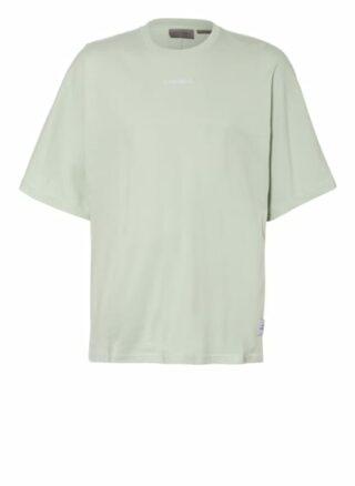 ER ELIAS RUMELIS Erpeety Oversized-Shirt Herren, Grün