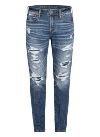 AMERICAN EAGLE Jeans Airflex+ Athletic Skinny Jeans Herren, Blau