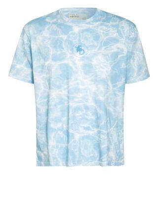 Ted Baker Britter T-Shirt Herren, Blau