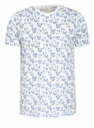 Ted Baker Darllin T-Shirt Herren, Weiß