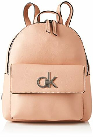 Calvin Klein Damen Rucksack City, Pink