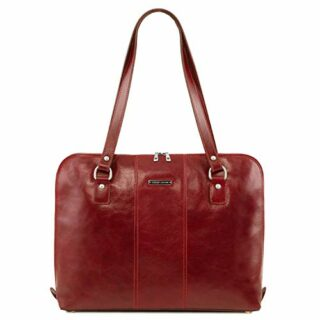 Tuscany Leather Ravenna Business Tasche, Rot