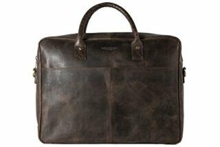 HOLZRICHTER Briefcase M Aktentasche, Braun