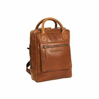 The Chesterfield Brand Davon Laptop-Rucksack, Braun