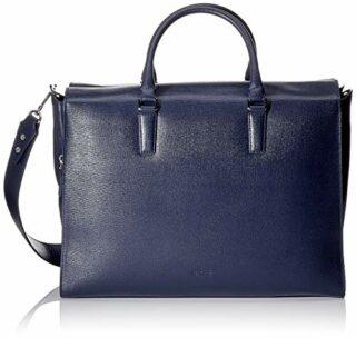 BREE Chicago 9 Business Bag, Blau