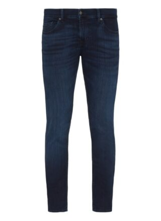 7 For All Mankind Ronnie Tapered Jeans Herren, Blau