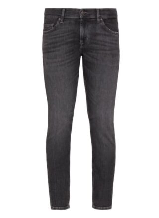 7 For All Mankind Ronnie Tapered Jeans Herren, Grau