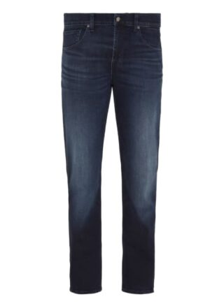 7 For All Mankind Slimmy Slim Fit Jeans Herren, Blau