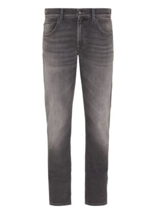 7 For All Mankind Slimmy Slim Fit Jeans Herren, Grau