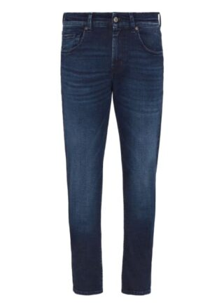 7 For All Mankind Slimmy Tapered Jeans Herren, Blau