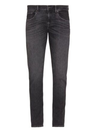 7 For All Mankind Slimmy Tapered Jeans Herren, Grau