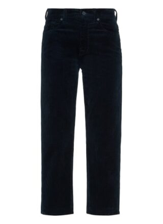 7 For All Mankind The Modern Straight Straight Fit Chino-Jeans Damen, Blau
