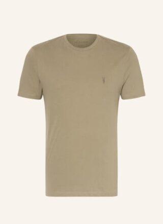ALL SAINTS Brace T-Shirt Herren, Grün