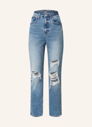 AMERICAN EAGLE Jeans 90s Boyfriend Boyfriend Jeans Damen, Blau