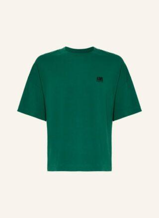AMI Oversized-Shirt Herren, Grün