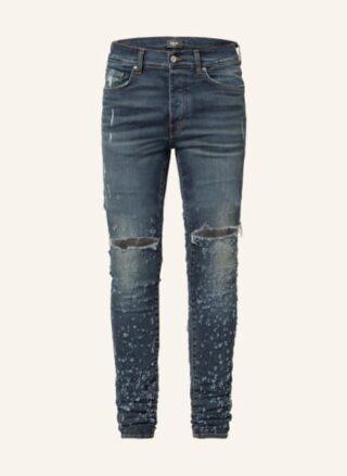 AMIRI Jeans Shotgun Skinny Jeans Herren, Blau