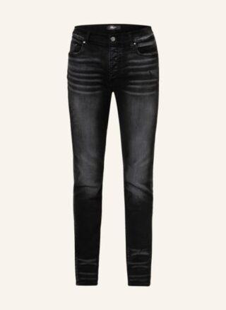 AMIRI Jeans Skinny Jeans Herren, Schwarz