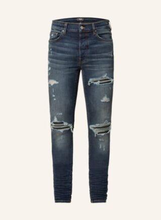 AMIRI Jeans mx1 Skinny Jeans Herren, Blau