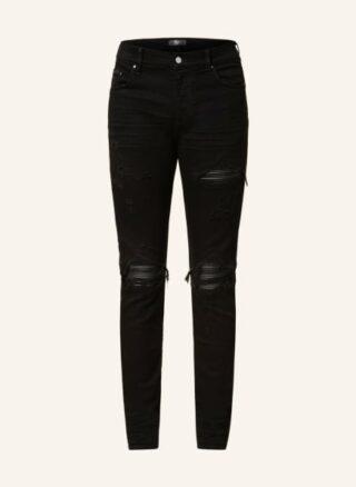AMIRI Jeans mx1 Skinny Jeans Herren, Schwarz
