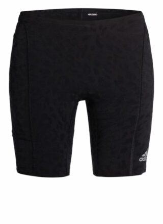 Adidas Adizero Primeweave Shorts Herren, Schwarz