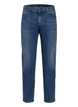 Alberto Robin Tapered Jeans Herren, Blau