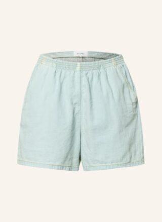 American vintage Jeans-Shorts Damen, Blau