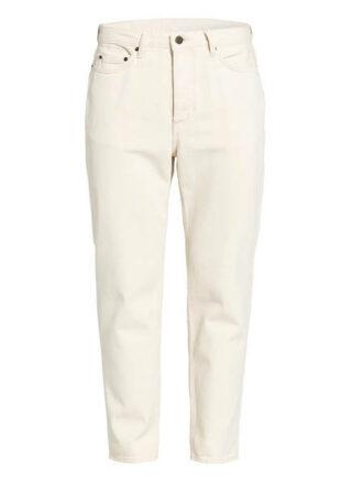 American vintage Tapered Jeans Herren, Beige