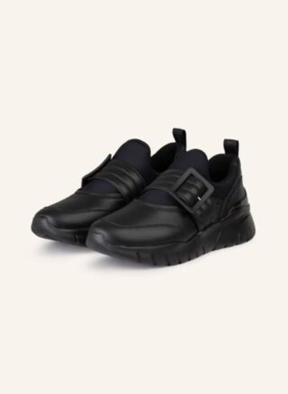 BALLY Brinelle Slip On Sneaker Damen, Schwarz