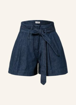 BAUM UND PFERDGARTEN Nahibo Jeans-Shorts Damen, Blau