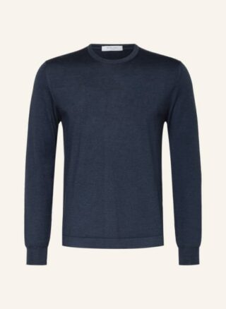 BOGLIOLI Pullover Herren, Blau