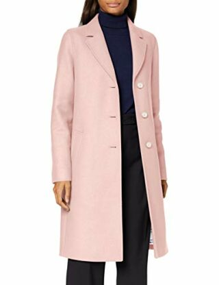 BOSS C_coluise Wollmantel Damen, Pink
