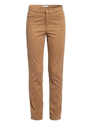 BRAX Mary Slim Fit Jeans Damen, Braun