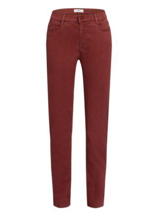 BRAX Mary Slim Fit Jeans Damen, Rot