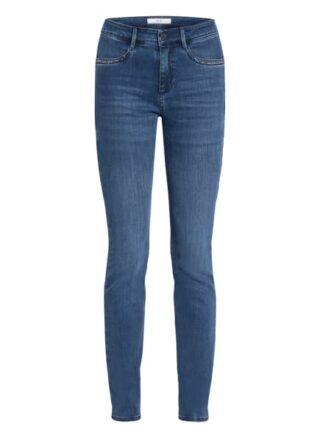 BRAX Shakira Regular Fit Jeans Damen, Blau