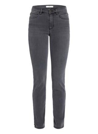 BRAX Shakira Regular Fit Jeans Damen, Grau