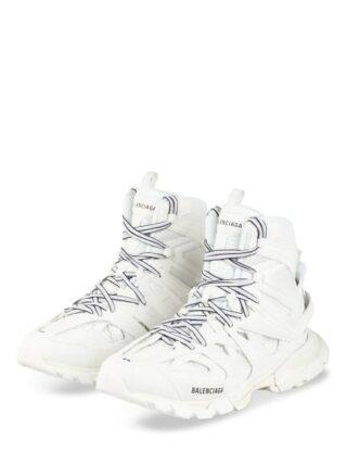 Balenciaga Track Hike Hightop-Sneaker Herren, Weiß