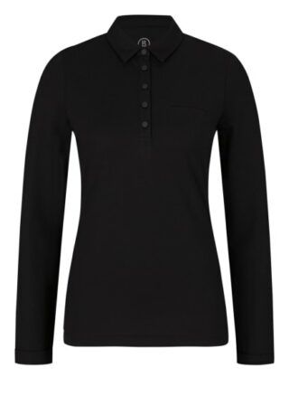 Bogner Timea-1 Poloshirt Damen, Schwarz