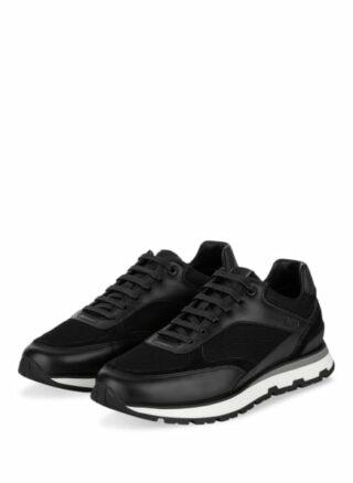 Boss Arigon Runn Sneaker Herren, Schwarz