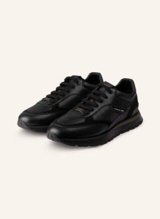 Boss Arigon Sneaker Herren, Schwarz