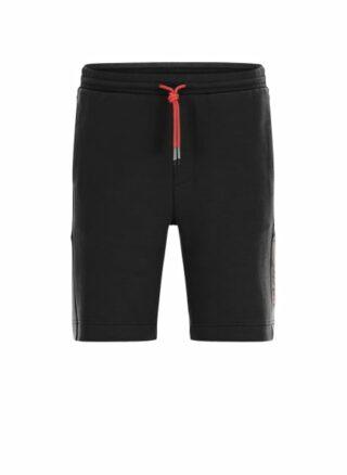 Boss Headlo 1 Shorts Herren, Schwarz