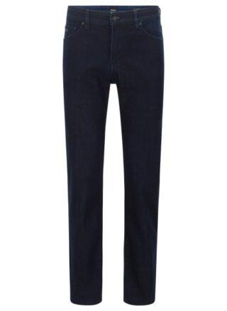 Boss Maine Bc C Straight Leg Jeans Herren, Blau
