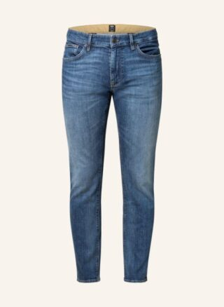 Boss Maine Regular Fit Jeans Herren, Blau