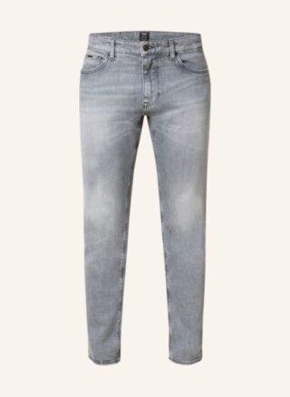 Boss Maine Regular Fit Jeans Herren, Grau